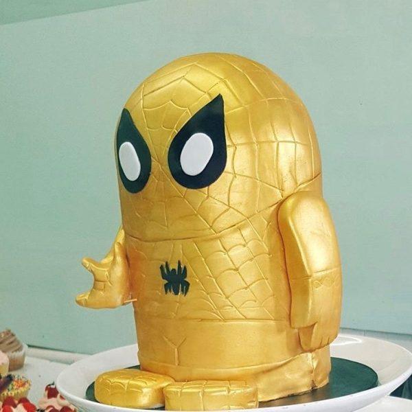 Golden Spiderman Oohsi