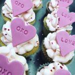 Valentines Day Cupcakes sydney