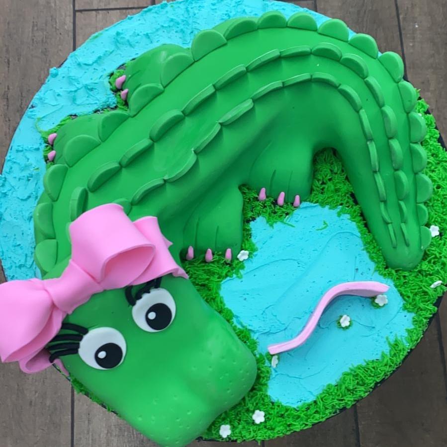 Crocodile Cake sydney