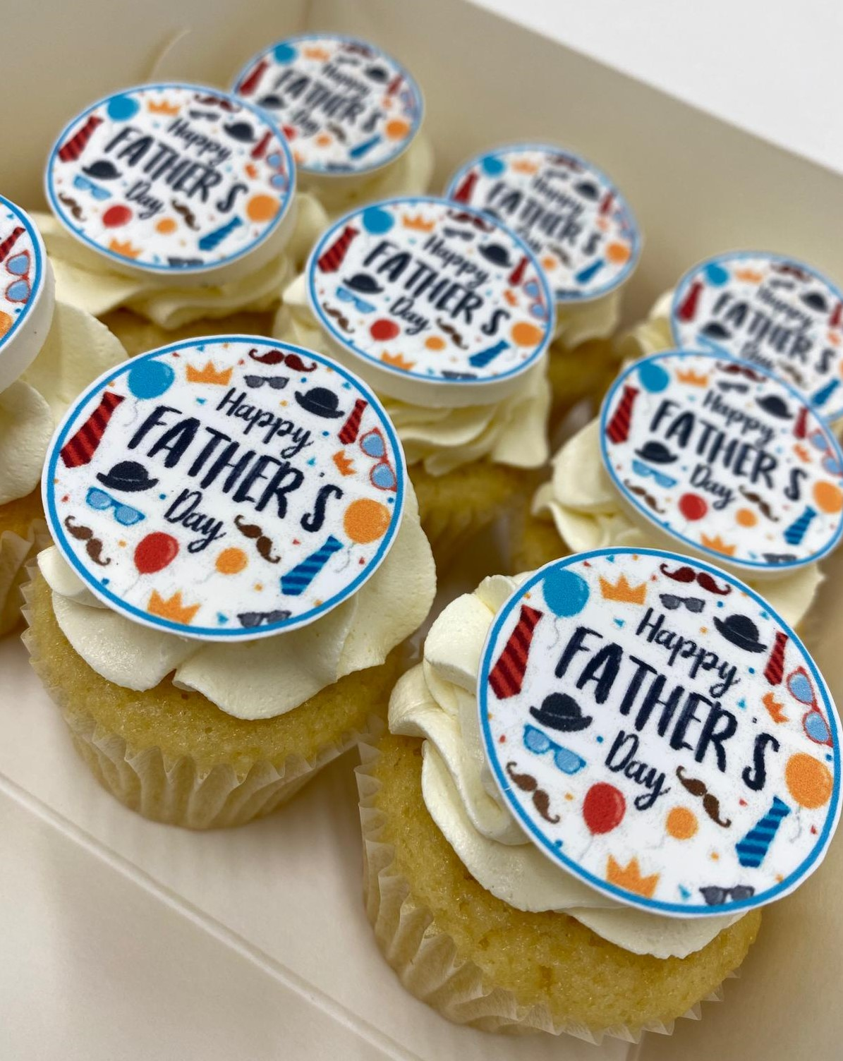 Fathers Day Cupcakes sydney