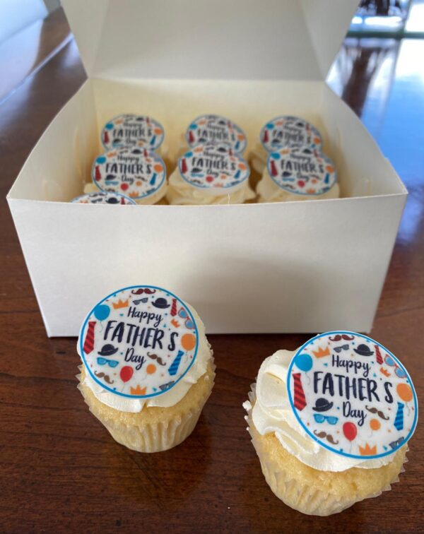 Fathers Day Cupcake sydney