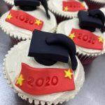 Graduation cupcakes sydney