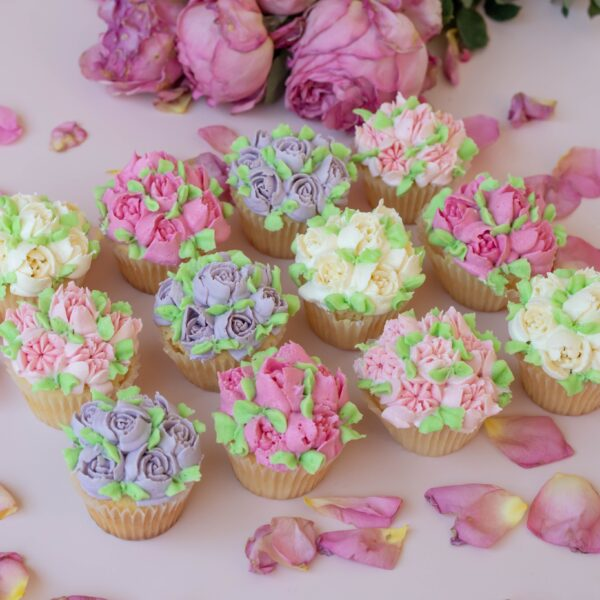 Mother's Day Cupcakes - Bouquet